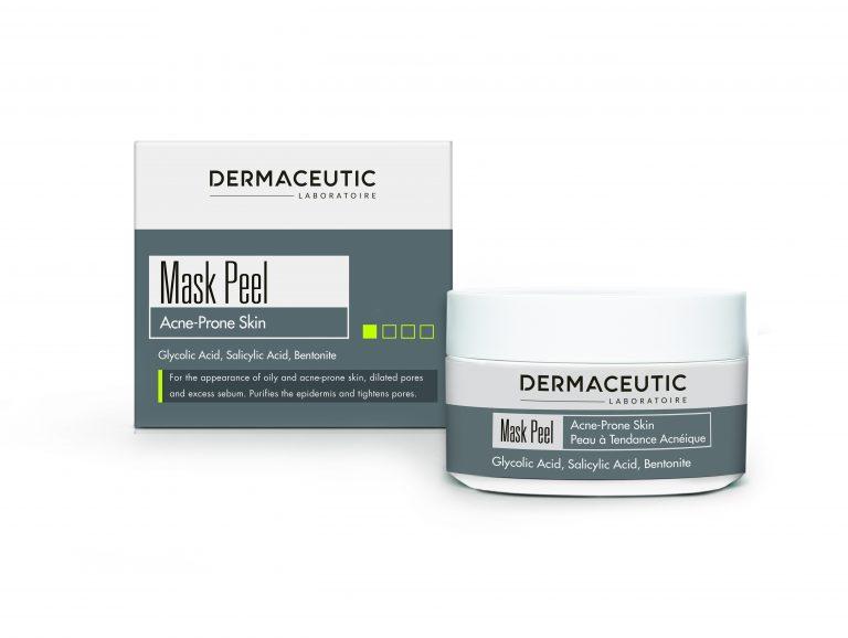 mask peel peeling voorschoten huidtherapie huidtherapeut acne pukkels grove porien