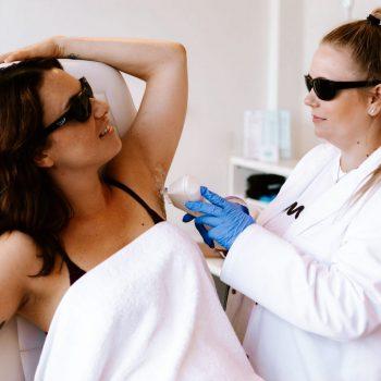 definitief ontharen scheren voorschoten leiden wassenaar epileren waxen